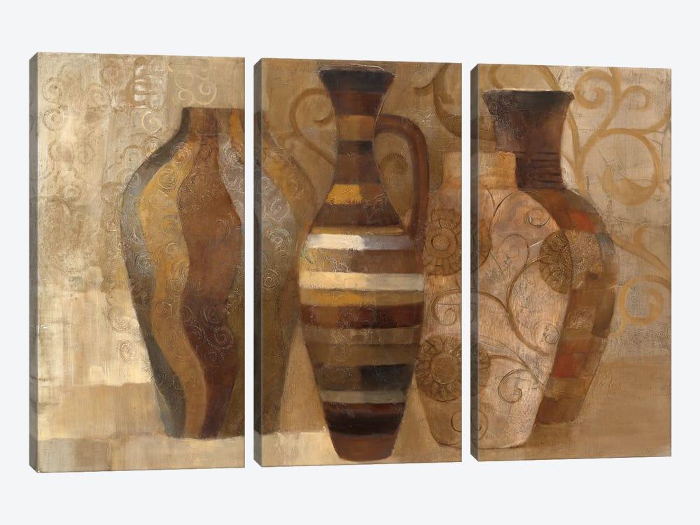 Madagascar II by Albena Hristova 3-piece Canvas Art Print