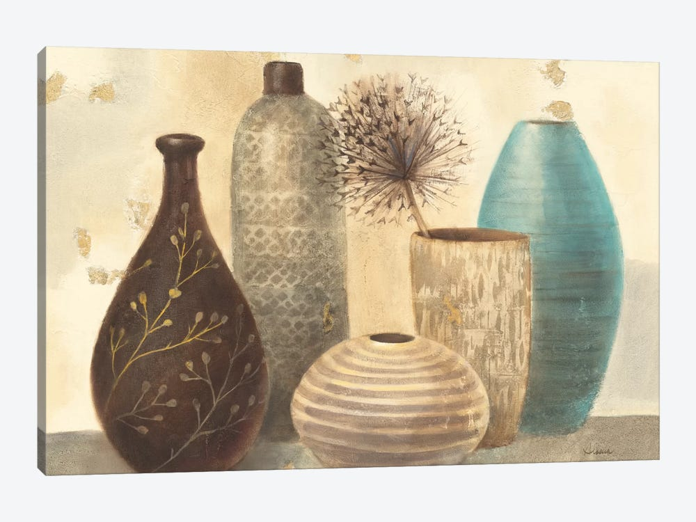 Vessel Still Life II by Albena Hristova 1-piece Canvas Wall Art