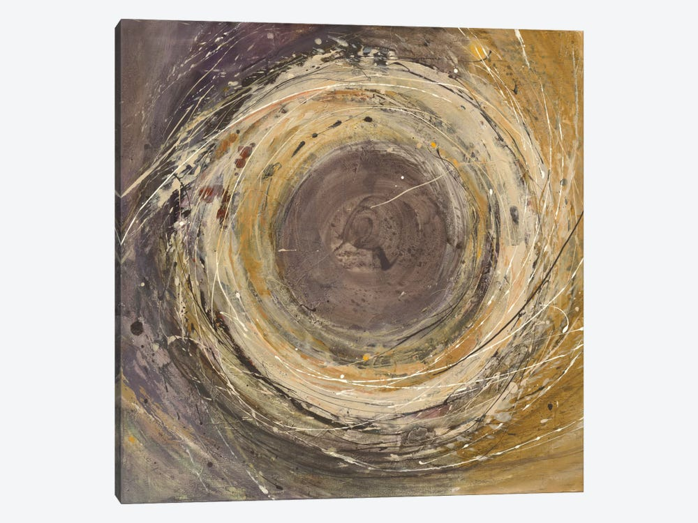 Wooden Rings by Albena Hristova 1-piece Art Print