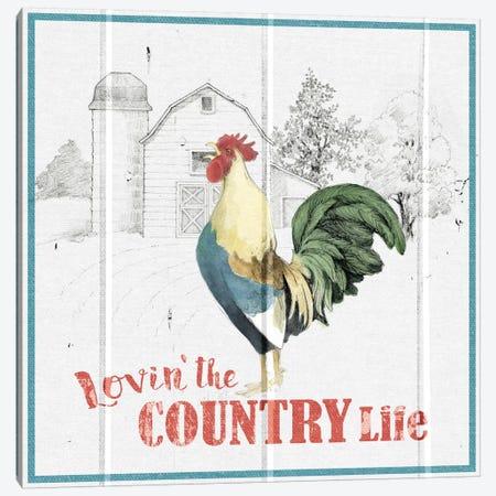 Farm To Table VI Canvas Print #WAC5093} by Beth Grove Art Print