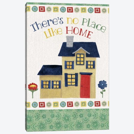 No Place Like Home II Canvas Print #WAC5097} by Beth Grove Canvas Art