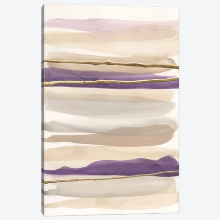 Gilded Amethyst II Canvas Print #WAC5110} by Chris Paschke Canvas Wall Art