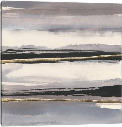 Gilded Grey II Canvas Print #WAC5114