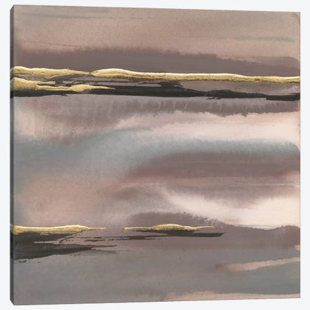 Gilded Morning Fog I Canvas Print #WAC5118} by Chris Paschke Canvas Art