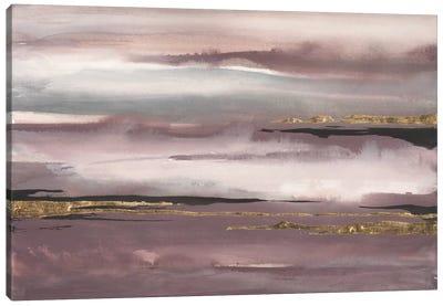 Gilded Storm I Canvas Art Print