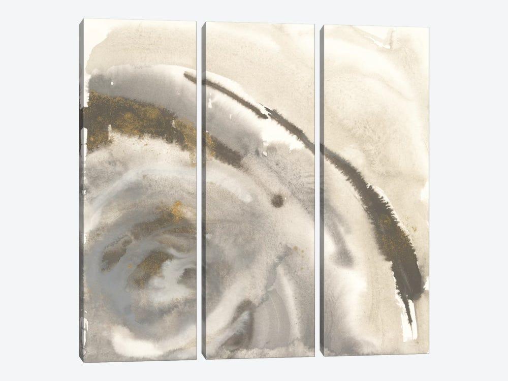 Gold Dust Nebula I by Chris Paschke 3-piece Canvas Print