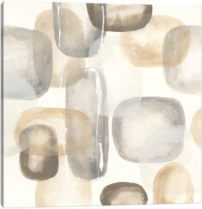 Neutral Stones II Canvas Print #WAC5130