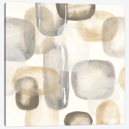 Neutral Stones II Canvas Print #WAC5130} by Chris Paschke Canvas Artwork