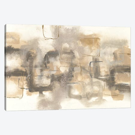 Platinum Neutrals I Canvas Print #WAC5132} by Chris Paschke Canvas Art