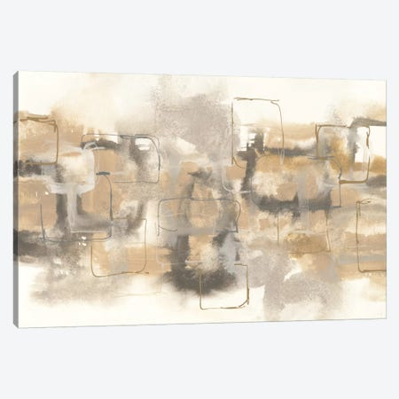 Platinum Neutrals II Canvas Print #WAC5133} by Chris Paschke Canvas Wall Art