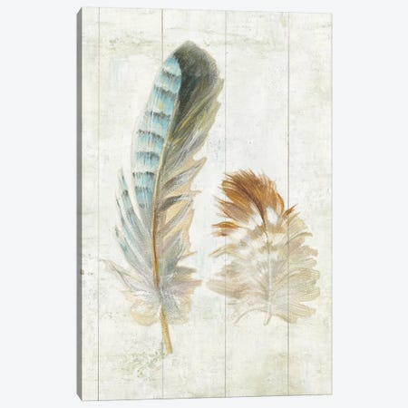 Emboldened Natural Flora X Canvas Print #WAC5139} by Danhui Nai Canvas Art