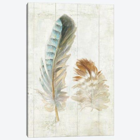 Emboldened Natural Flora X Canvas Print #WAC5139} by Danhui Nai Canvas Art