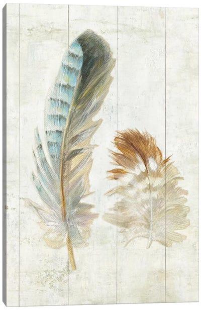 Emboldened Natural Flora X Canvas Art Print