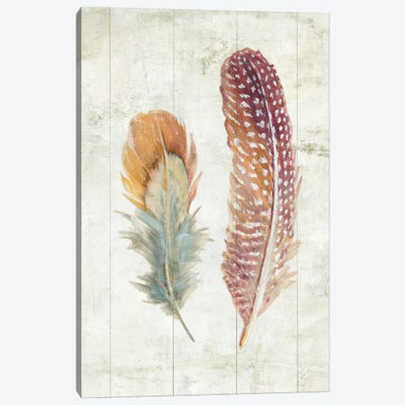 Emboldened Natural Flora XI Canvas Print #WAC5140} by Danhui Nai Canvas Print