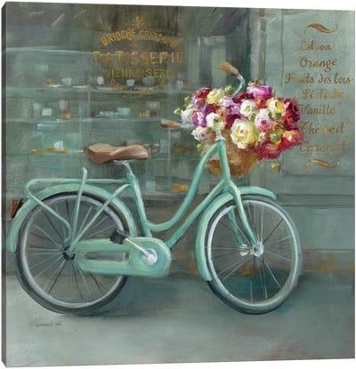 Joy Of Paris I Canvas Art Print