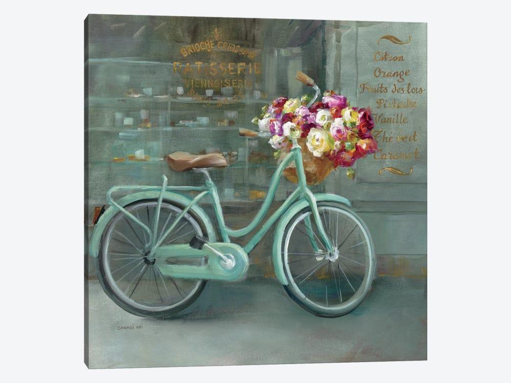 Joy Of Paris I by Danhui Nai 1-piece Canvas Wall Art