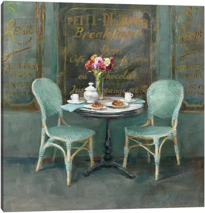 Joy Of Paris II Canvas Print #WAC5150