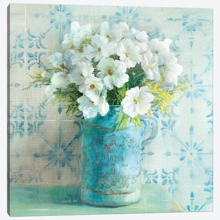 May Blossoms I Canvas Print #WAC5151} by Danhui Nai Canvas Artwork