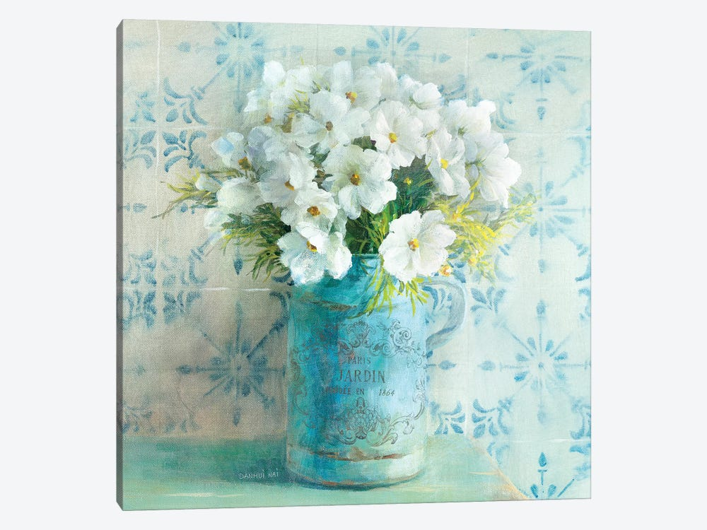 May Blossoms I 1-piece Canvas Print