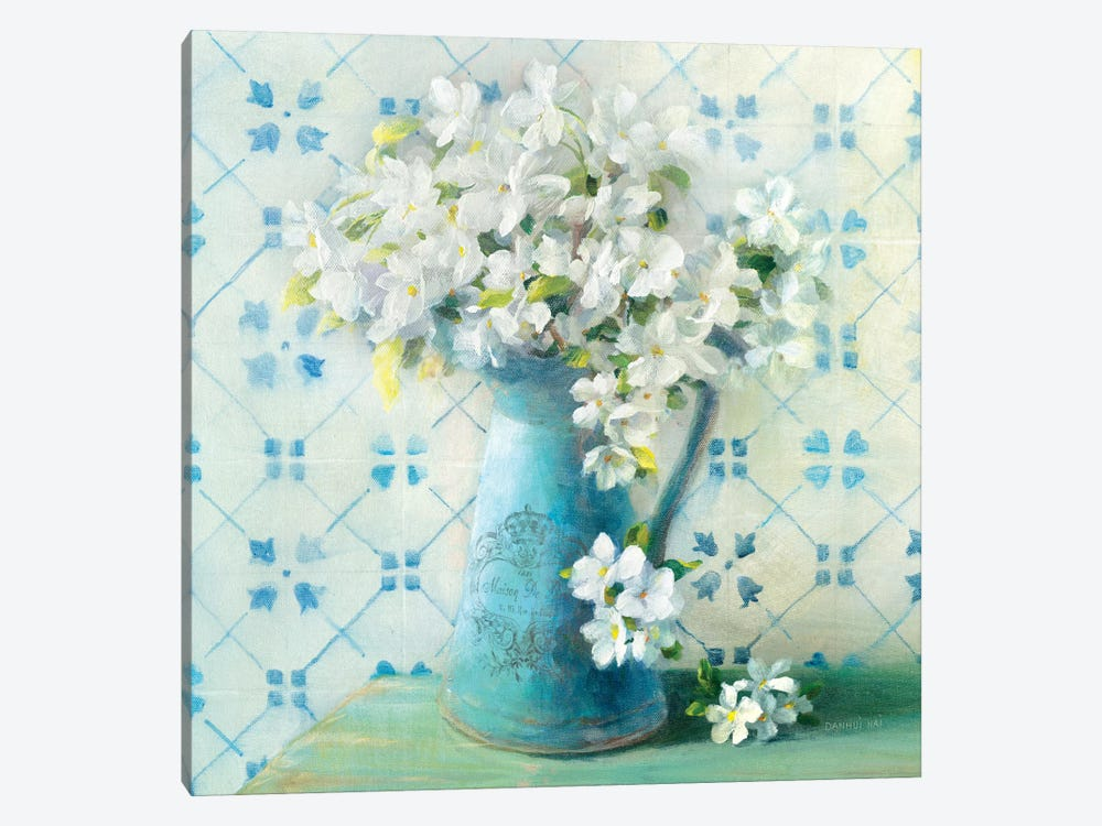 May Blossoms II 1-piece Canvas Wall Art