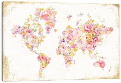 Midsummer World Canvas Art Print
