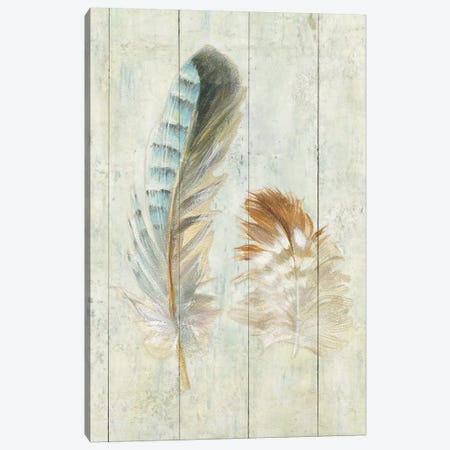 Natural Flora X 3-Piece Canvas #WAC5156} by Danhui Nai Canvas Print