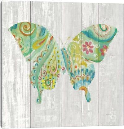 Spring Dream Paisley VIII Canvas Art Print