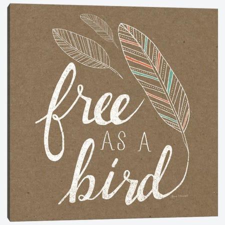 Free As A Bird Canvas Print #WAC5174} by Laura Marshall Canvas Print