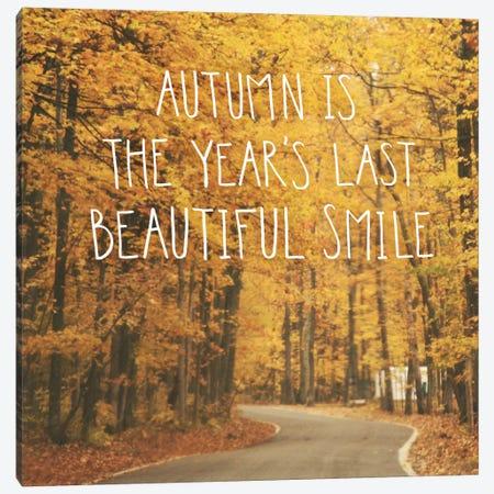 October Color I Canvas Print #WAC5177} by Laura Marshall Art Print