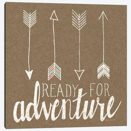 Ready For Adventure Canvas Print #WAC5180} by Laura Marshall Art Print