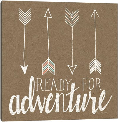 Ready For Adventure Canvas Art Print