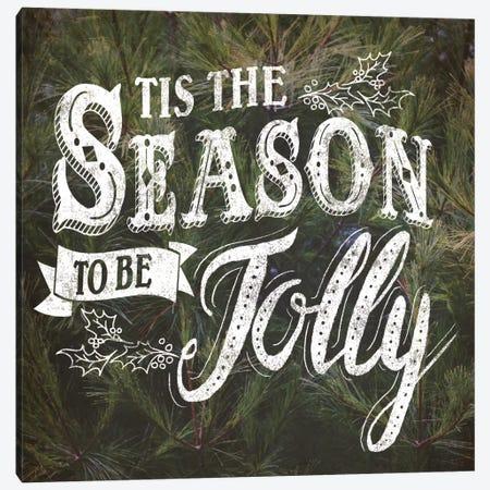 Tis The Season Canvas Print #WAC5181} by Laura Marshall Art Print