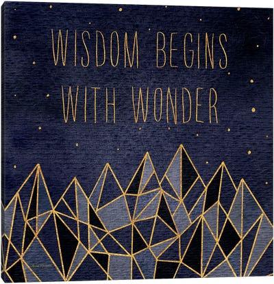 Written In The Stars I Canvas Art Print
