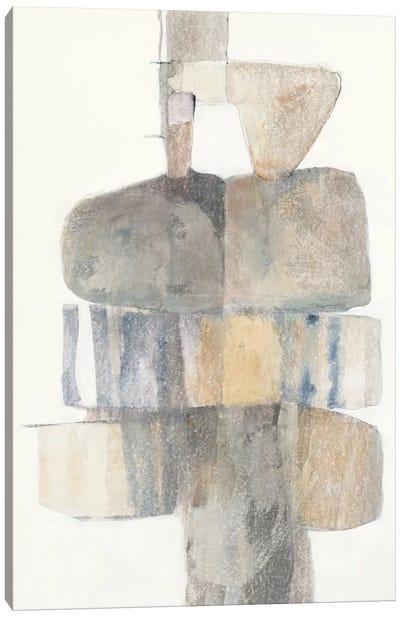 Stepping Stones Canvas Print #WAC5209