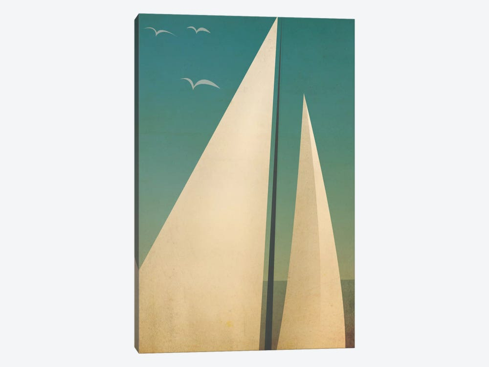 Sails I by Ryan Fowler 1-piece Art Print