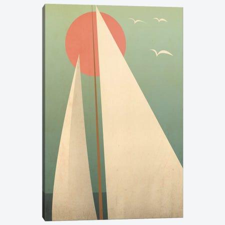 Sails III Canvas Print #WAC5225} by Ryan Fowler Canvas Print