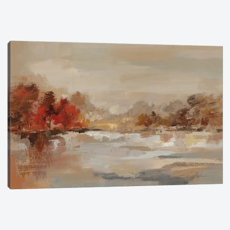 Late Fall Reminiscense 3-Piece Canvas #WAC5233} by Silvia Vassileva Art Print