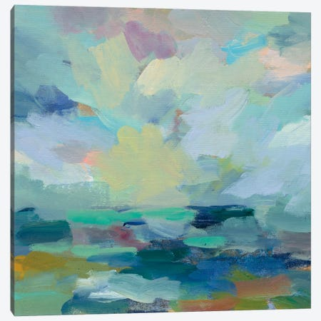 Storm II Canvas Print #WAC5236} by Silvia Vassileva Canvas Wall Art