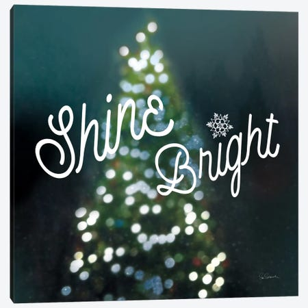 Sparkle Lights I 3-Piece Canvas #WAC5273} by Sue Schlabach Canvas Print