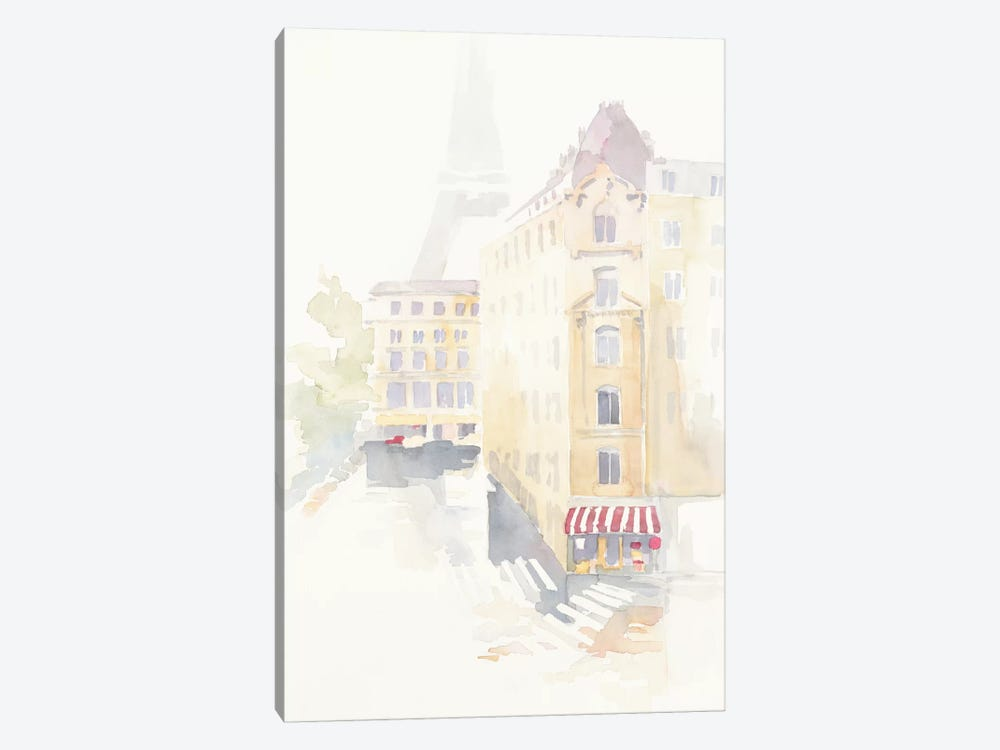 Paris Crosswalk by Avery Tillmon 1-piece Art Print