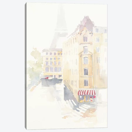 Paris Crosswalk Canvas Print #WAC5286} by Avery Tillmon Canvas Art Print