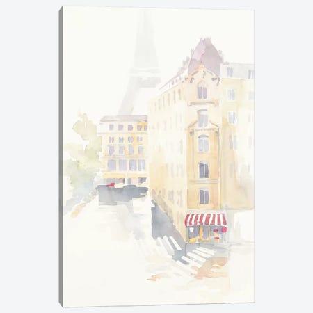Paris Crosswalk Canvas Print #WAC5286} by Avery Tillmon Canvas Art Print