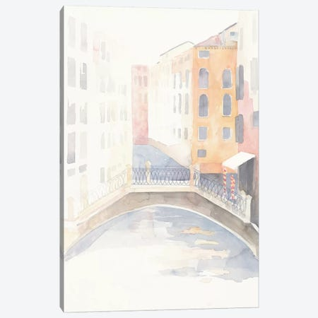 Venice Crosswalk Canvas Print #WAC5287} by Avery Tillmon Canvas Print