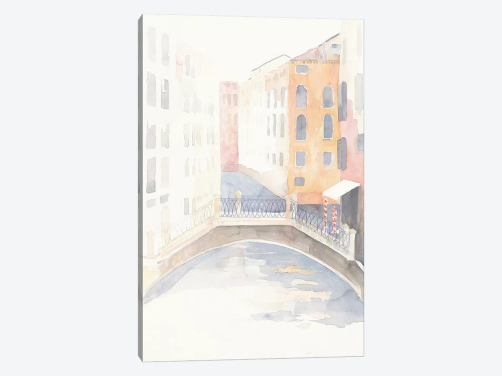 Venice Crosswalk by Avery Tillmon 1-piece Canvas Wall Art