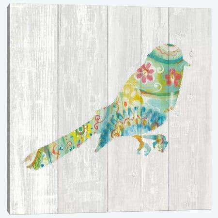 Spring Dream Paisley X Canvas Print #WAC5303} by Danhui Nai Canvas Art Print