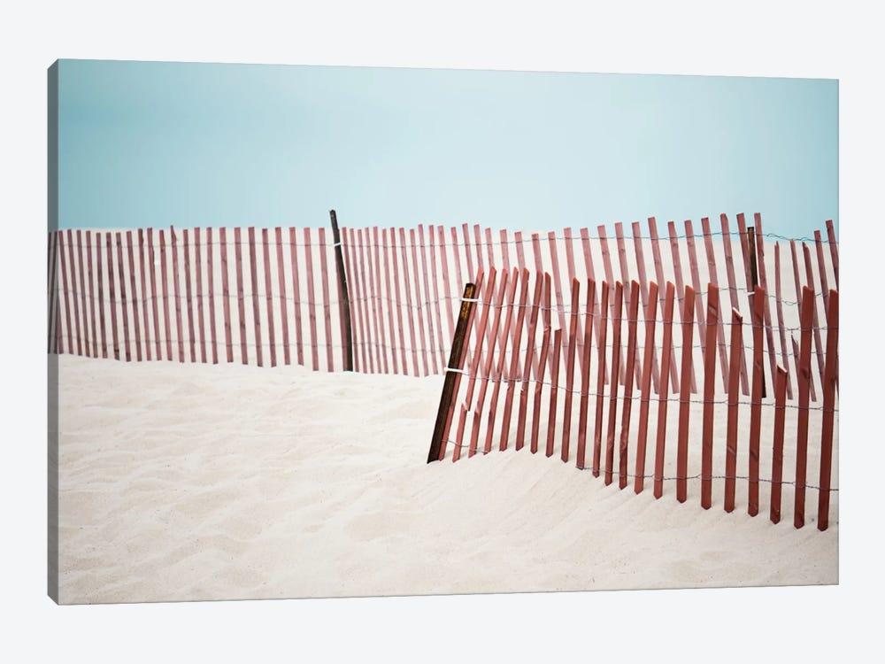 Pacific Cool III Crop by Elizabeth Urquhart 1-piece Canvas Art Print