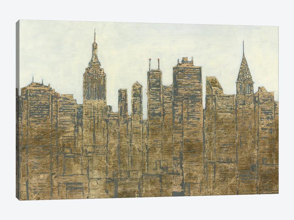 Lavish Skyline by James Wiens 1-piece Canvas Artwork