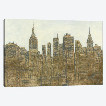 Lavish Skyline Canvas Print #WAC5311} by James Wiens Canvas Art