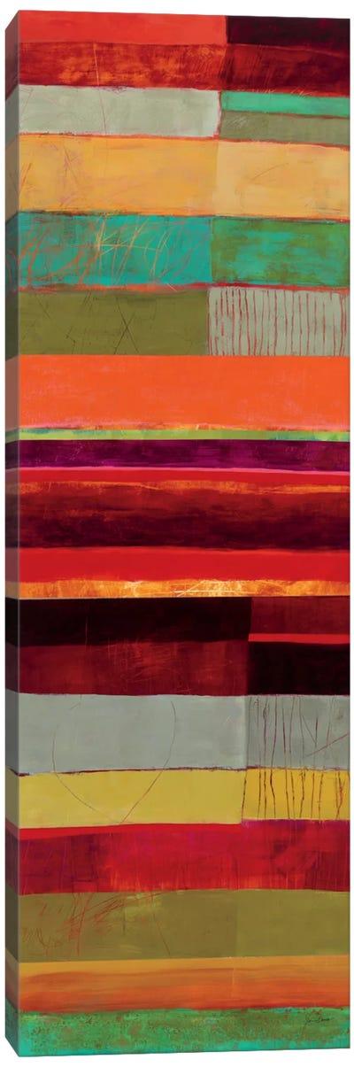 Fields Of Color II Canvas Art Print