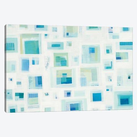 Harbor Windows V Canvas Print #WAC5350} by Melissa Averinos Canvas Artwork
